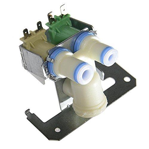 SPARES2GO Elettrico Acqua Valvola Per General Electric Frigo Freezer/Frigorifero - Lista Di...