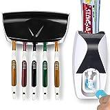 OMZGXGOD Distributeur de Dentifrice Automatique et Brosse à Dents...
