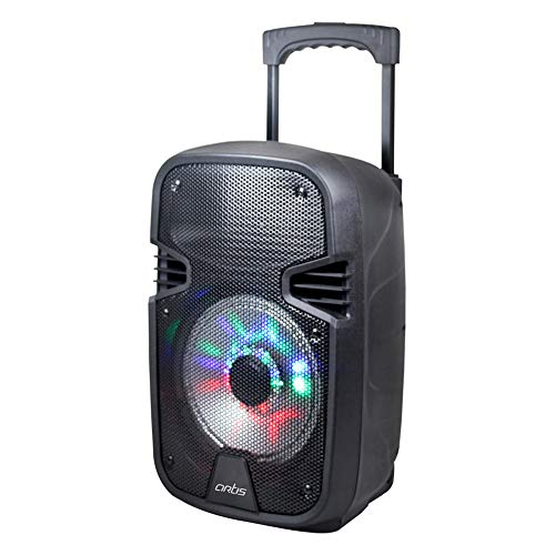 Artis BT908 Outdoor Bluetooth Speaker with USB/FM/TF Card Reader/AUX in/Mic in Portable Bluetooth...
