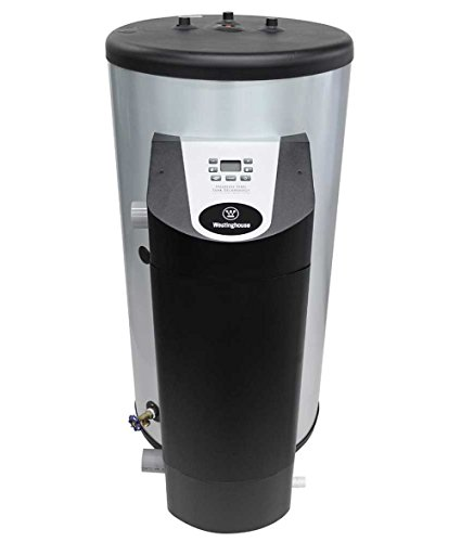 Westinghouse WGR050NG076 97-Percent High-Efficiency Gas Water Heater with Natural Gas, 50 gallon