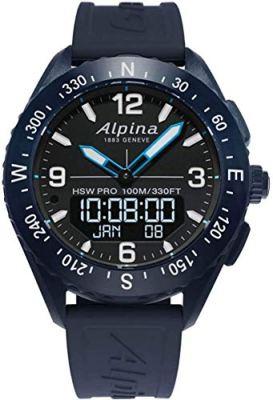 Alpina Geneve AlpinerX AL-283LBN5NAQ6 Smartwatch. Top 21 Smartwatch Brands