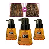 Perfect Defined Curls Hair Care Essence Oil, Hair Care Essence Serum for Curly,...