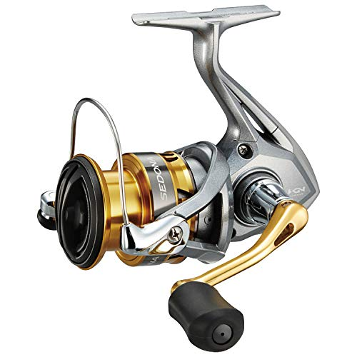 Shimano Inc. Fishing Reel, Mulinello da Pesca in Alluminio Unisex-Adulto, Multicolore, Taglia Unica