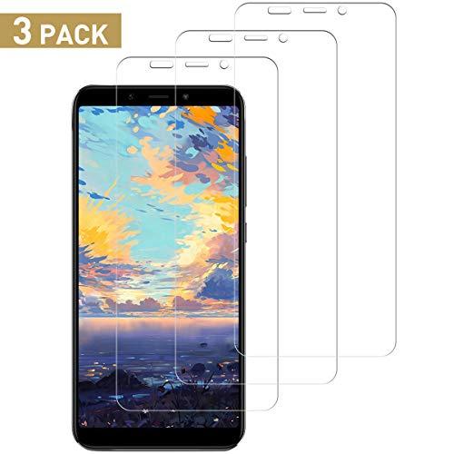 SNUNGPHIR Vetro Temperato Pellicola Protettiva per Xiaomi Mi A2 Protezione Schermo Xiaomi Mi A2 Screen Protector Anti graffio Anti Bolle Anti-Impronta Trasparente HD Durezza 9H [3 Pezzi]