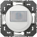 Legrand 095211 Interrupteur Automatique Dooxie, 2 Fils sans Neutre, Blanc