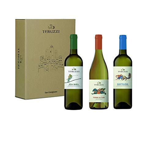 Teruzzi Cassa Mista Trilogy Edition - Pacco da 3 x da 750 ml