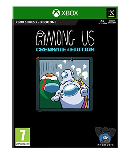 among us Crewmate Edition, Piattaforma Xbox One, Xbox Series X