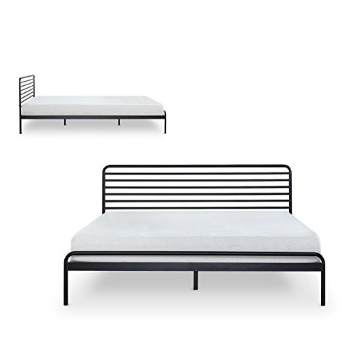 best metal bed frame king