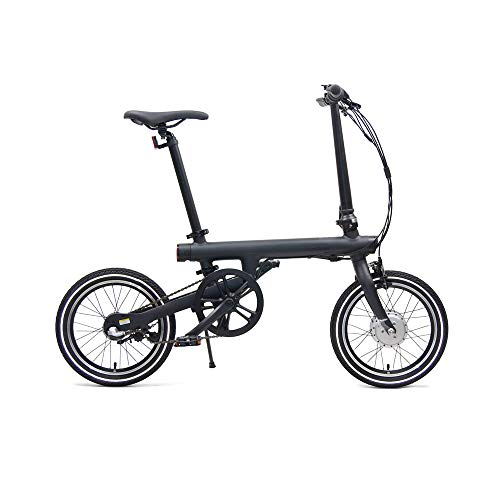 Xiaomi Mi Smart Electric Folding Bike (e-bike) - Bicicleta eléctrica plegable, Adultos Unisex, Negro