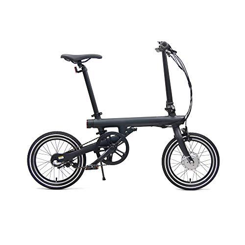Xiaomi Smart Electric Folding Bike (e-bike) - Bicicleta eléctrica plegable, Adultos Unisex, Negro