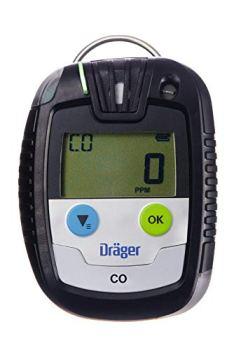 Dräger Pac 6500 CO | Détecteur de gaz monoxyde de Carbone (CO) Portable | Appareil de détection monogaz avec Alarme