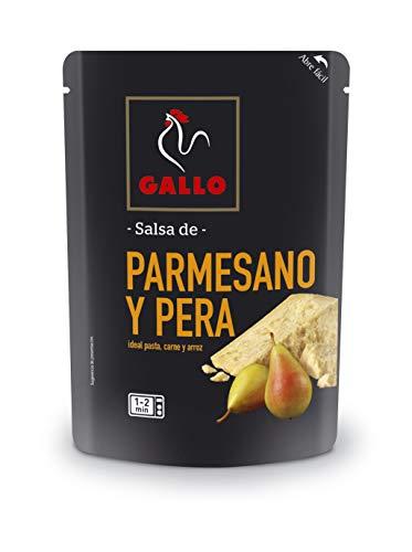 Gallo Salsa Fresca con Parmesano y Pera, 140g