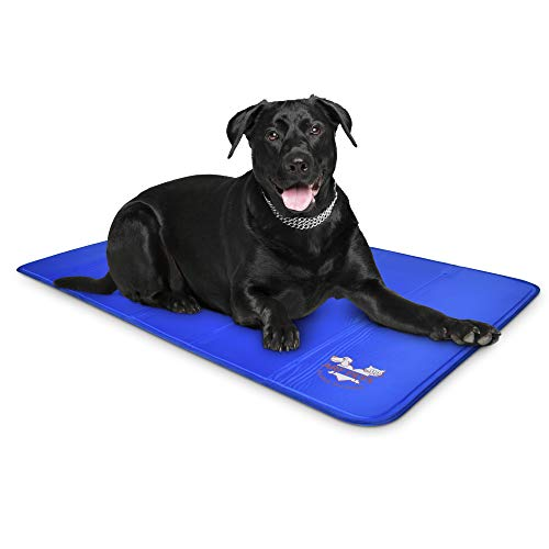 "Arf Pets Dog Self Cooling Mat Pad 35"" x 55""..."