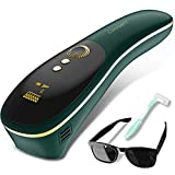 At Home Hair Removal for Women and Men Permanent Hair Remover Device for Facial Legs Arms Armpits and Body