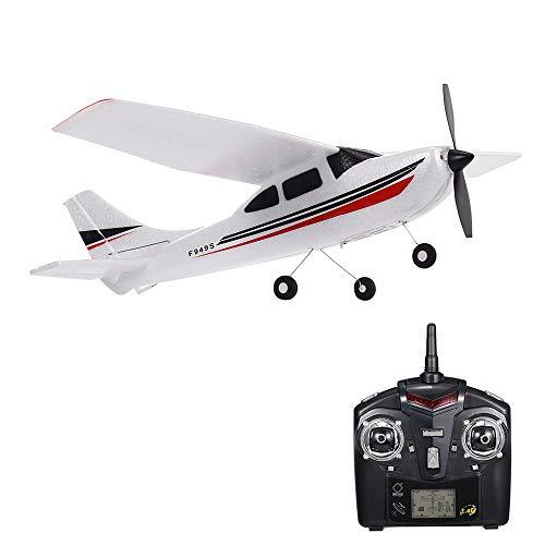 Goolsky Wltoys F949S Aereo RC 2.4G Aereo RC Aerei 3CH Telecomando EPP Aereo Modello in Miniatura...