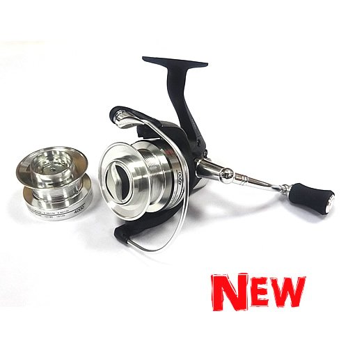 Lineaeffe Mulinello da Pesca Master Series FD The One Fishing Ferrari (4000)