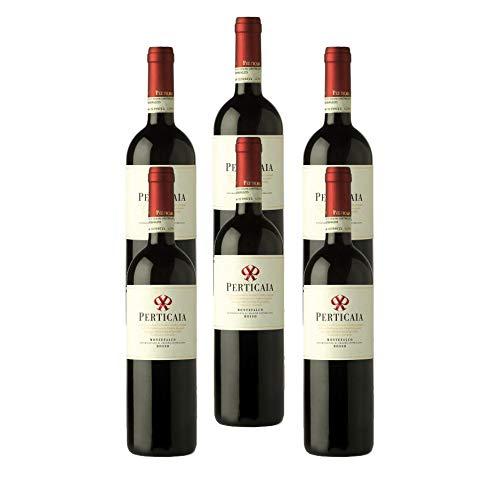 OFFERTA 6 Bottiglie di Perticaia Montefalco Rosso 2015 0,750l