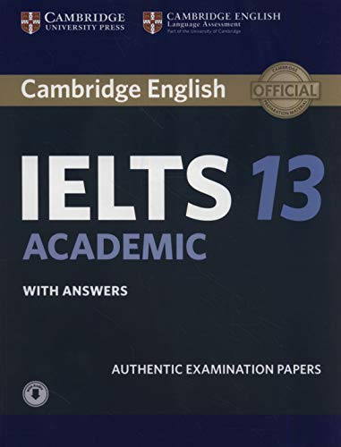 Cambridge IELTS 13 Academic Student's Book with Answers with Audio: Authentic Examination Papers