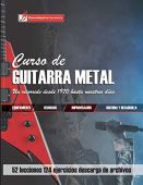 curso de guitarra de metal: Un resorted hasta nuestros días since 1970