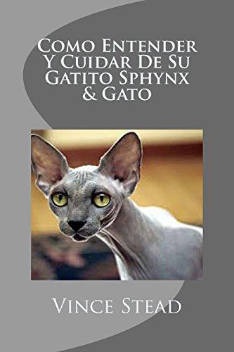 Como Entender Y Cuidar De Su Gatito Sphynx & Gato