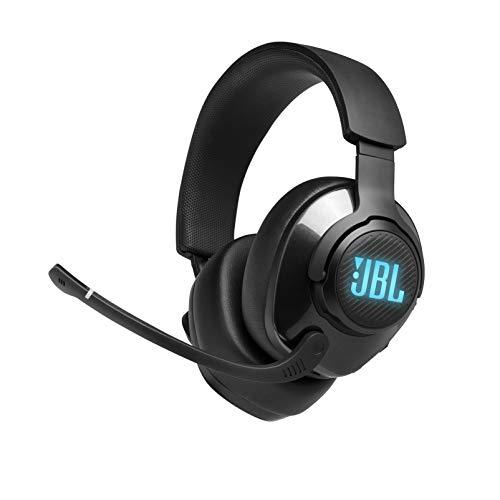 JBL QUANTUM 400 ゲーミングヘッドセット/7.1chサラウンド/ヘッドホン/3.5MM+USB接続/PS5 PS4 Switch 対応/...