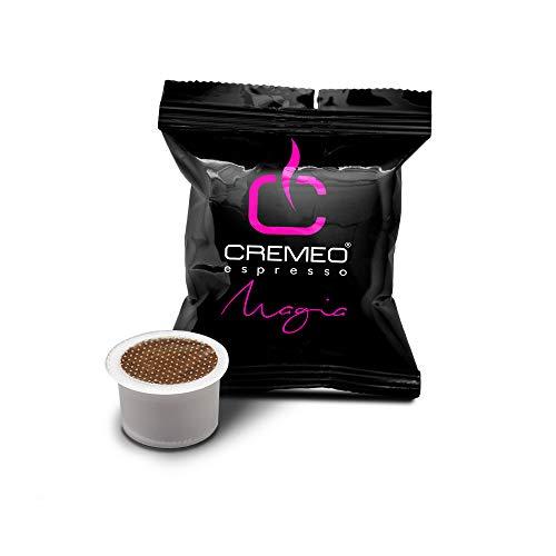 Caffè Cremeo 100 Capsule Compatibili con Sistema FIOR FIORE, MITACA, LUI ESPRESSO, AROMA VERO - Miscela Magia