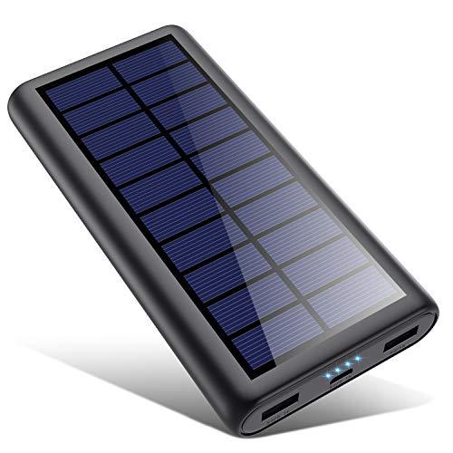 HETP Version à économie D'énergie Batterie Externe Chargeur Solaire...