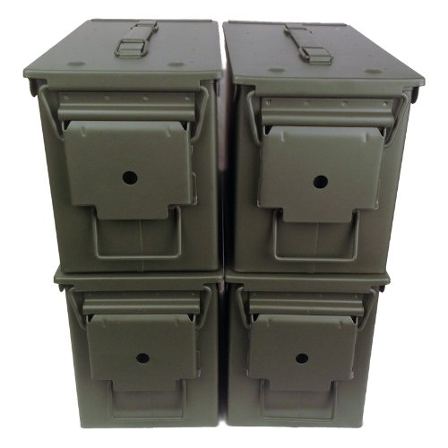 410UHmoyj2L - 7 Best Ammo Cans- A Must-Have Accessory for Gun Owners