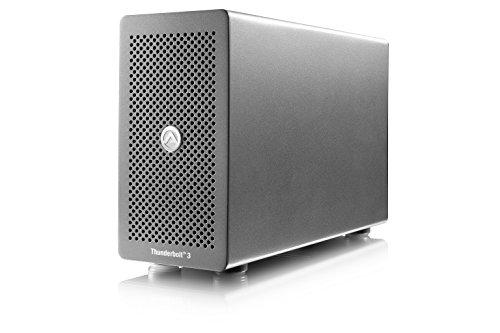 AKiTiO Node Lite Thunderbolt 3対応 PCI Express 外付け拡張ボックス(Windows/Mac両対応 / アミュレットオリジナルマニュアル付き)