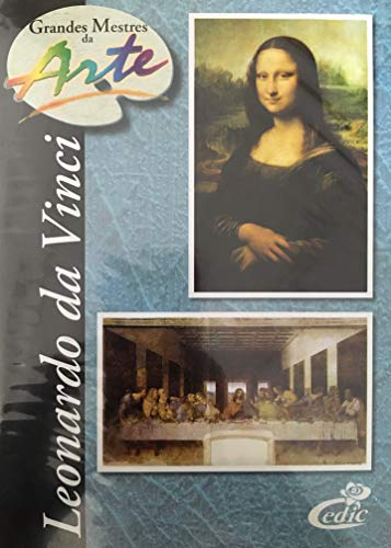 DVD Grandes Mestres da Arte - LEONARDO DA VINCI