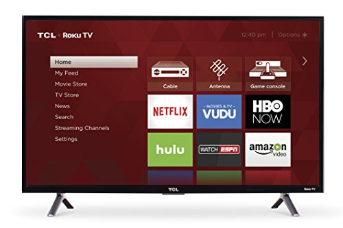 TCL 32S305 32-Inch 720p Roku Smart LED TV (Renewed)