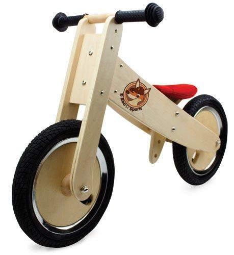 K-Roo Sports Wooden Balance Bike