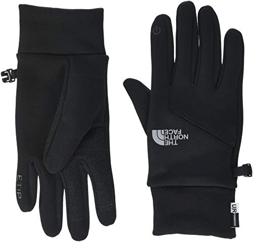 THE NORTH FACE Damen Handschuhe Etip, Tnf Black, M, T93KPPJK3