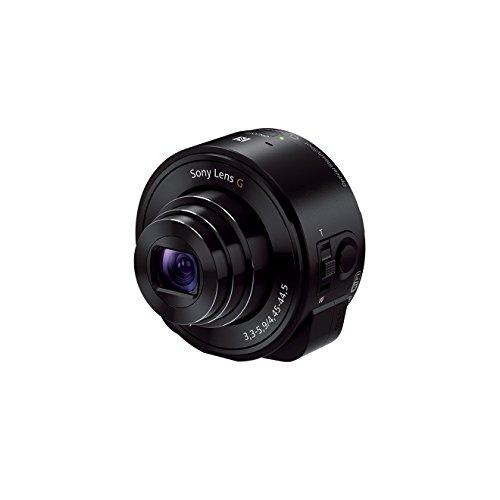 ソニー デジタルカメラ サイバーショット レンズスタイルカメラ QX10 ブラック DSC-QX10/B