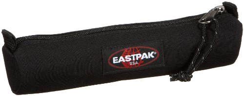 Eastpak Small Round Single Astuccio, 20 cm, Nero (Black)