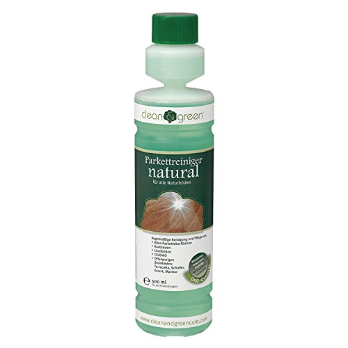 Haro Clean e Green, parquet Detergente Natural, 500ML, 1pezzi, 407633