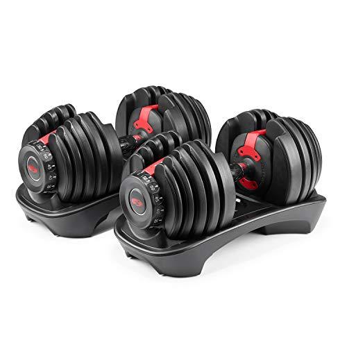 Bowflex SelectTech 552 - Two Adjustable Dumbbells