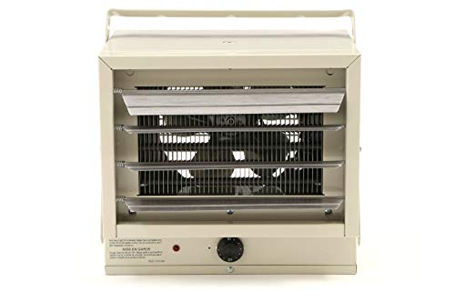 Product Image 1: Fahrenheat FUH Electric Heater for Garage, Factory, Basement, Warehouse, and Outdoor Use, Beige