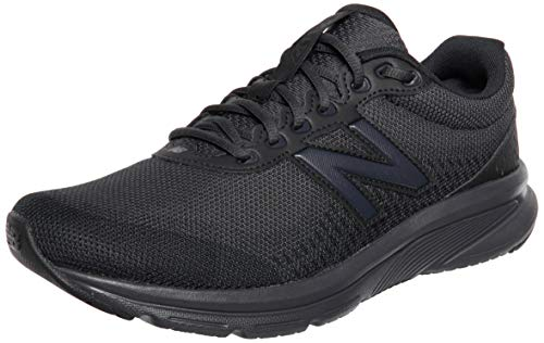New Balance 411v2, Zapatillas para Correr de Carretera Hombre, Black, 45 EU