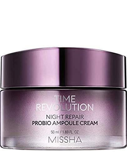 Missha Time Revolution Night Repair Probio Ampoule Cream 200 ml
