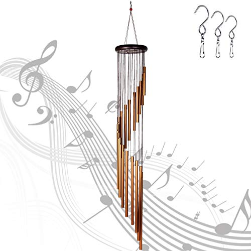 Epartswide Wind Chimes Outdoor,Large Wind Chimes,36' Garden...
