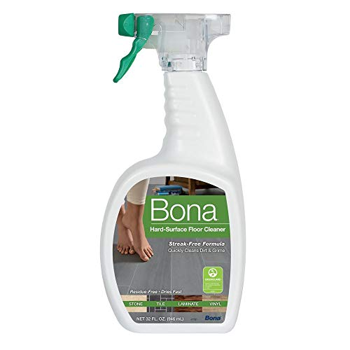 Bona Stone, Tile & Laminate Floor Cleaner Spray Formulated for...