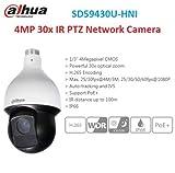 DH IP Camera SD59430U-HNI 4MP 30x IR PTZ Network Camera Support PoE+ Auto-Tracking and IVS English Version