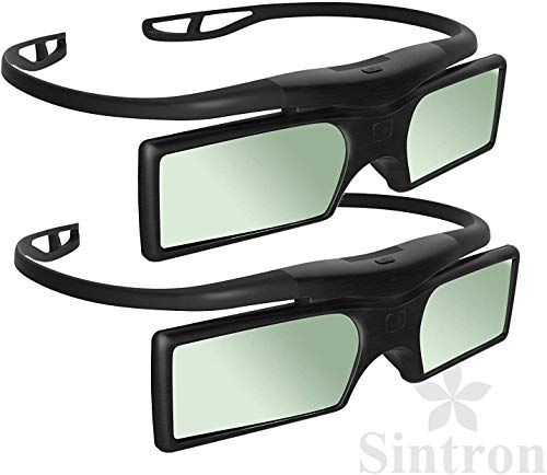 41131a8FKoL - The 7 Best 3D Active Glasses in 2020