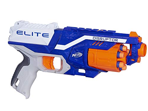 Nerf Lanzador Elite Disruptor, Hasbro B9837EU4