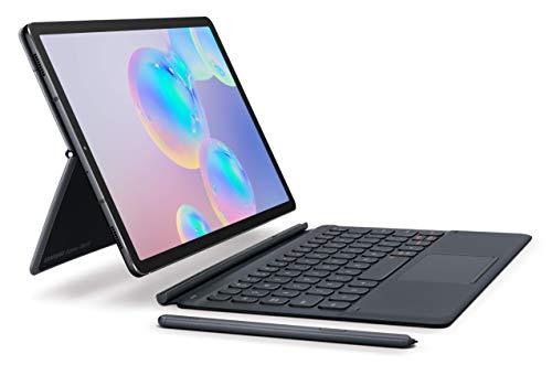 SAMSUNG Galaxy Tab S6 10.5', Solo Tableta, Azul Nube, 128 GB