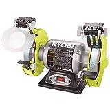 RYOBI GIDDS2-3554576 6' 2.1 Amp Grinder With Led Lights