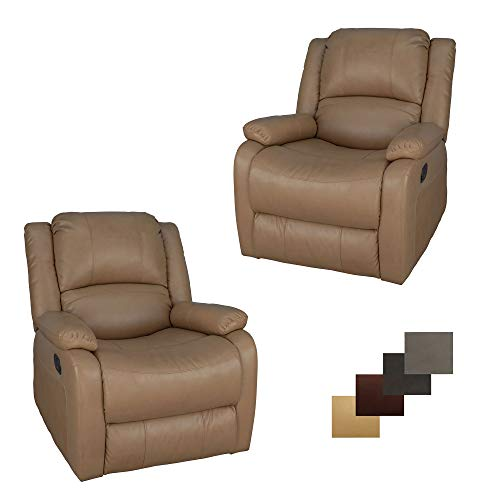 Set of 2 | RecPro Charles Collection | 30' Swivel Glider RV...