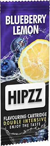 Aromakarte 5 Sorten Auswahl für Ihren Lieblingsgeschmack Flavor Card (15 Karten Blueberry Lemon Geschmack)