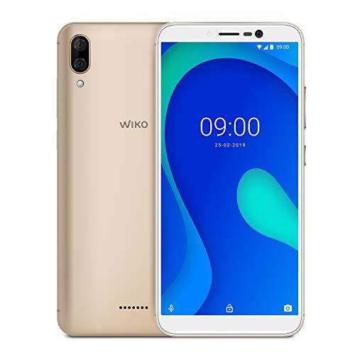 """WIKO Y80 + Carcasa – Smartphone 4G de 5,99"""" (Octa-Core 1,6..."""